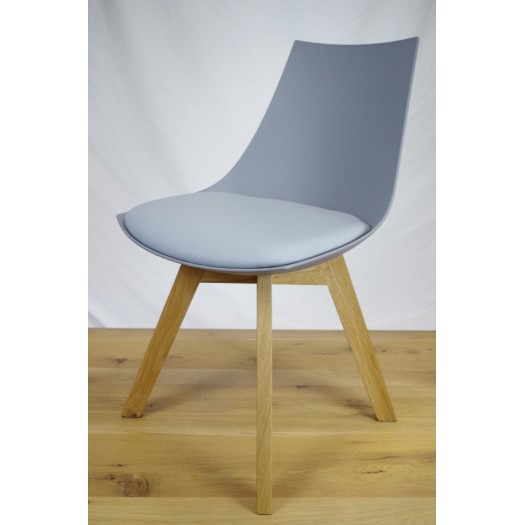 chaise komess - Chaise Style Scandinave
